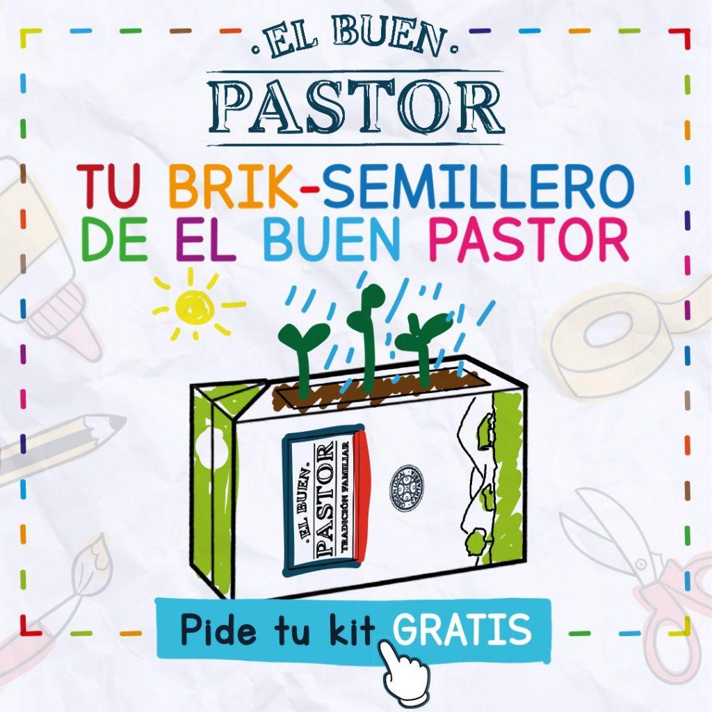 Tu brik semillero El buen Pastor