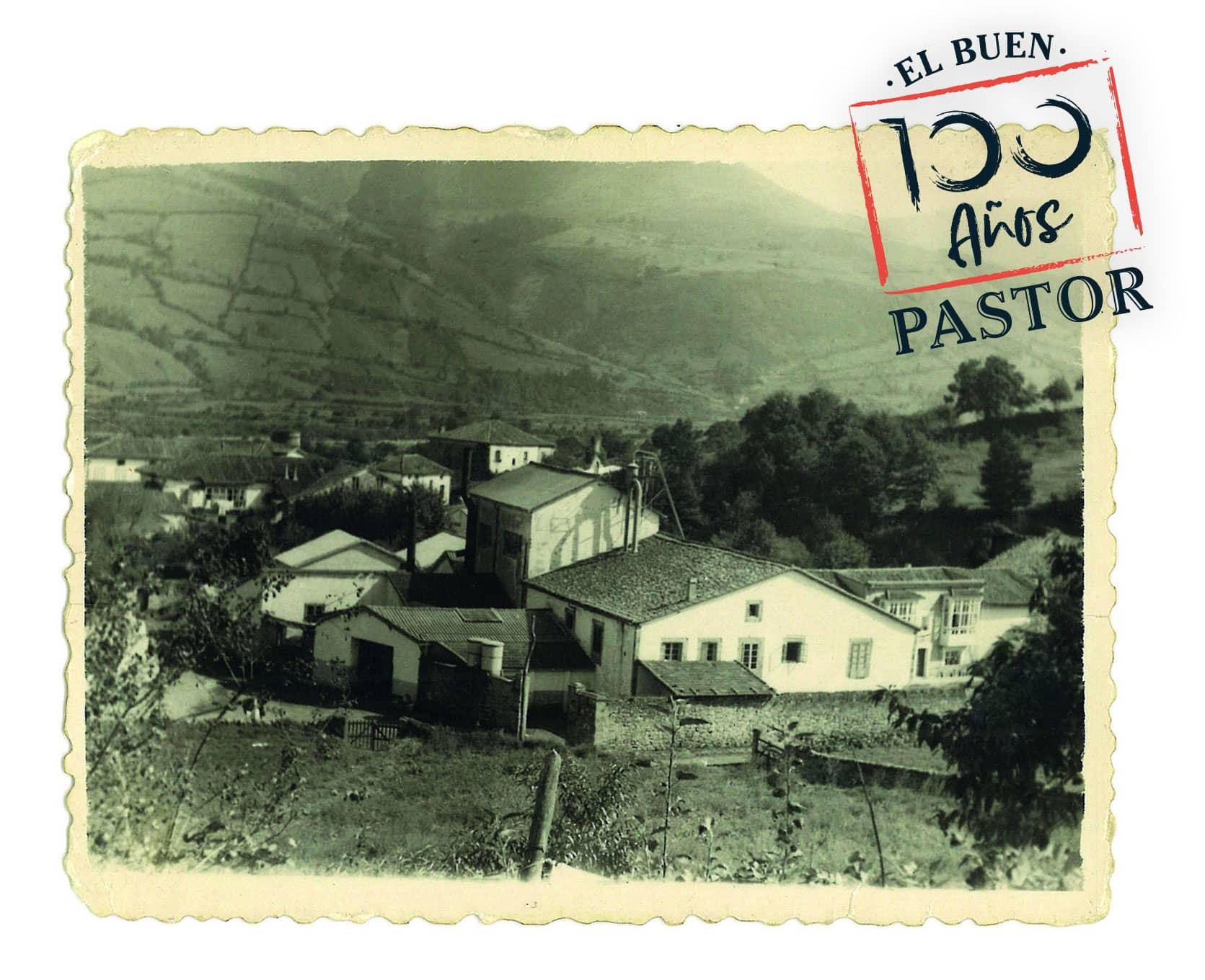 Fábrica de El Buen Pastor